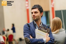 QS World MBA Tour в Москве!