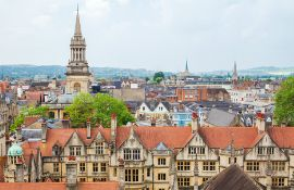 Admission to Oxford after high school and College in the UK