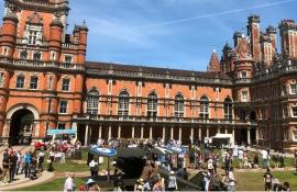 Университет Роял Холлоуэй вошел в 20 лучших вузов Великобритании