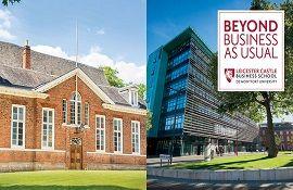 DMU открыл школу бизнеса Leicester Castle Business School