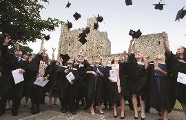 University of Kent занял 22 место в рейтинге «Guardian University Guide 2018»