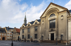 Higher education in Denmark