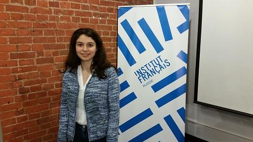 """Нелли из EDHEC Business School: """"Сейчас хорошее время, чтобы воспользоваться гибкими возможностями обучения"""""""