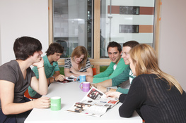 Meeting of the Russian-speaking students of the University of Reading
