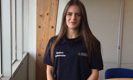 The freshman from Moscow shared her impressions about studying at University of Surrey
