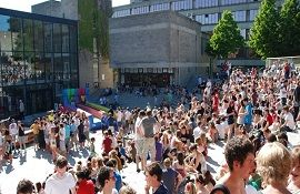 University of East Anglia в ТОП-100 самых интернациональных вузов мира