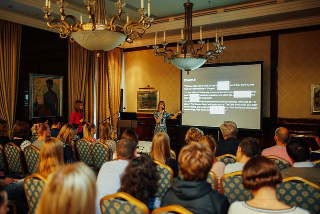 """20-я Выставка британского образования в России """"Study UK: Discover You"""""""