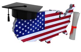 Про учебу на первом высшем и в магистратуре, стажировки и работу в США