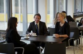 University of Essex приезжает на выставку Study UK: Discover You