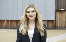 A student on MSc Management at University of York
