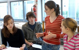 At the University of York is to train future teachers