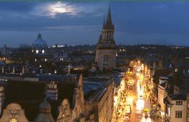ТОП-7 интересных мест Оксфорда