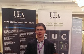 Lecturer at University of East Anglia about osobennostyah obtain a PhD in the US, UK and Russia