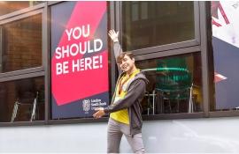 5 причин подать документы в London South Bank University