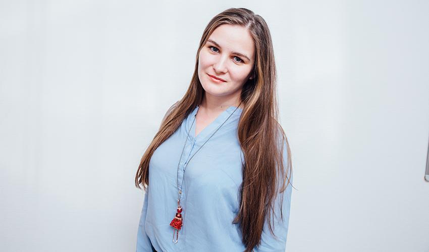 Екатерина Сазонова