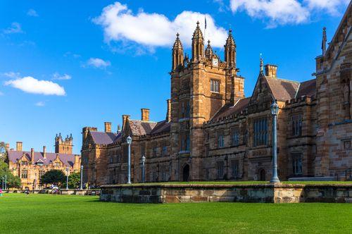 Университеты Австралии