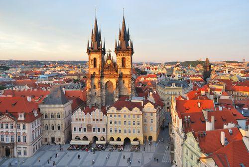 Университеты Чехии