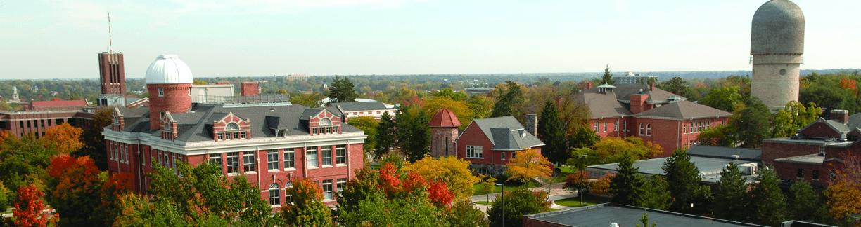 Университет Восточного Мичигана