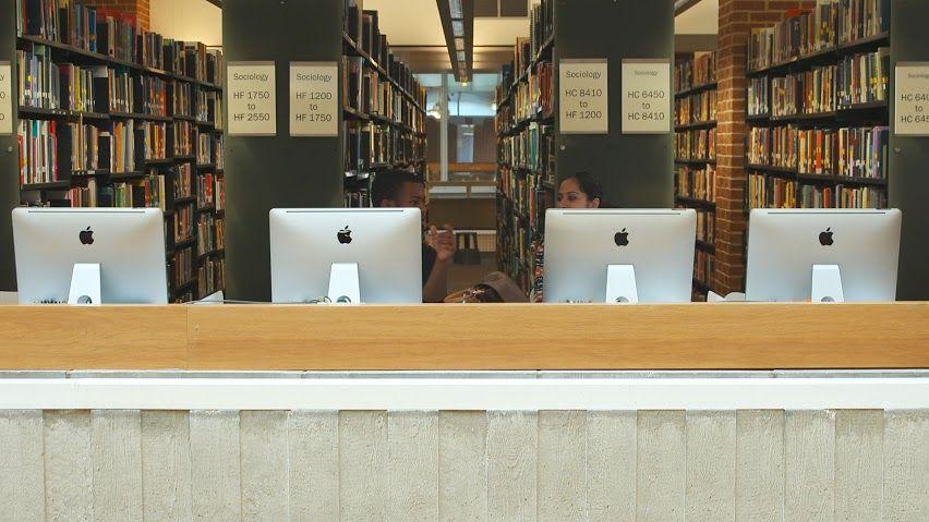 Библиотека Университета Сассекса