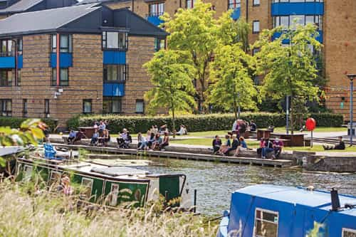 Postgraduate accommodation. Mile End campus